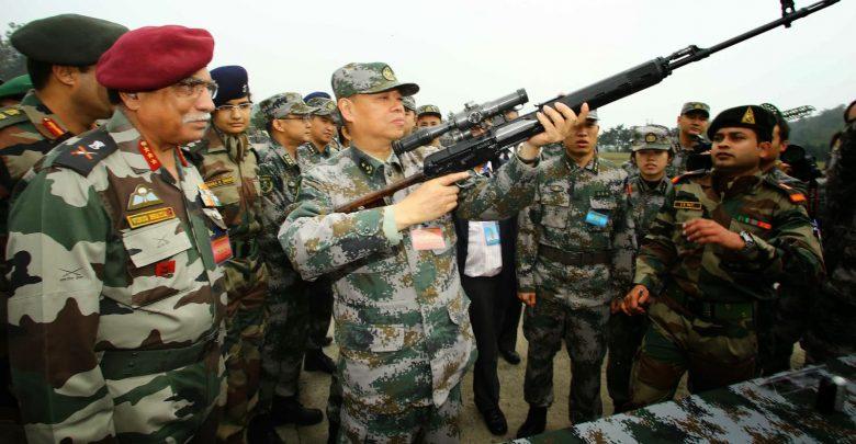 India China To Military Resume Exercises News N Politics Indian
