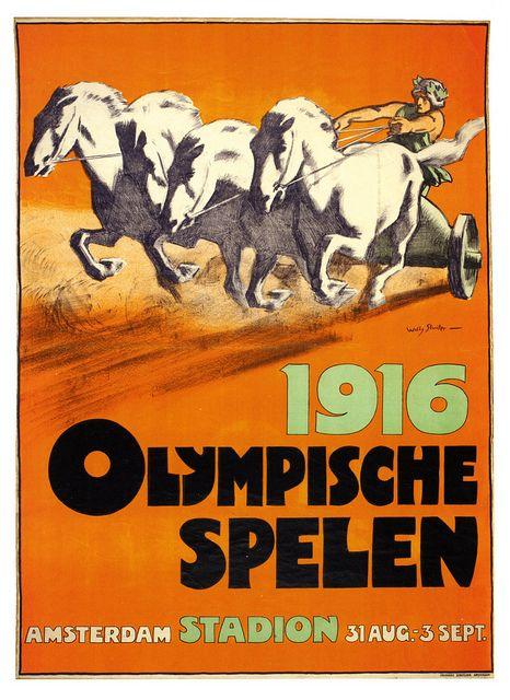 1916 olympics